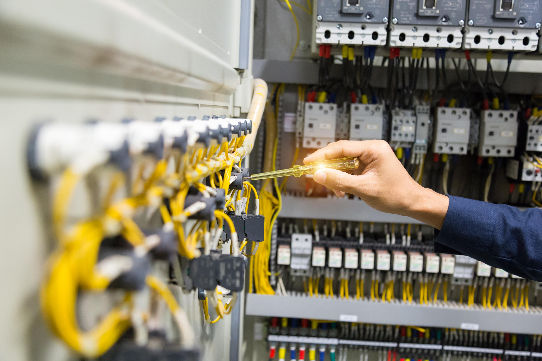 Électricité industrielle